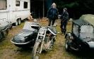 Karin, Andre und Jens aus Radevormwald 1995